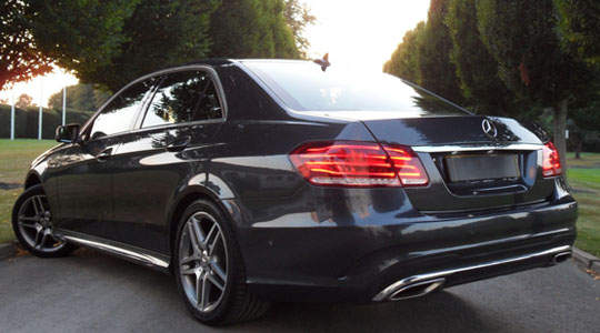executive car hire manchester