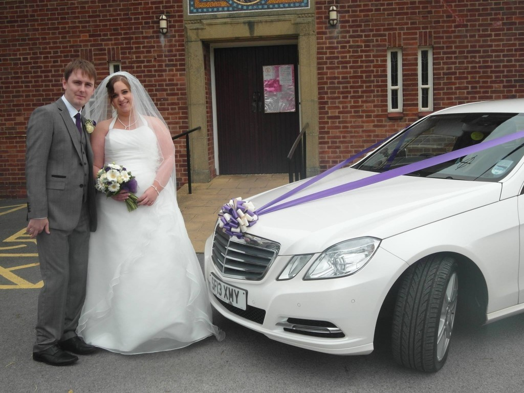 wedding car hire stockport
