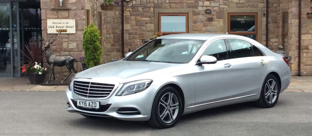 Mercedes S Class SE - From £40