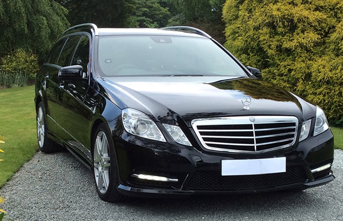 Mercedes E Class Estate - From £35