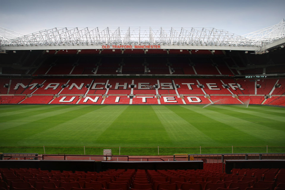 Old Trafford Stadium exec car hire