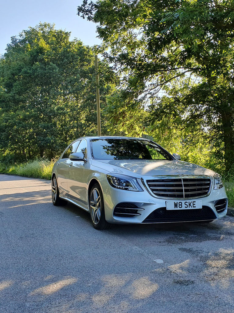 Manchester Chauffeur Service - Mercedes S Class AMG Line L