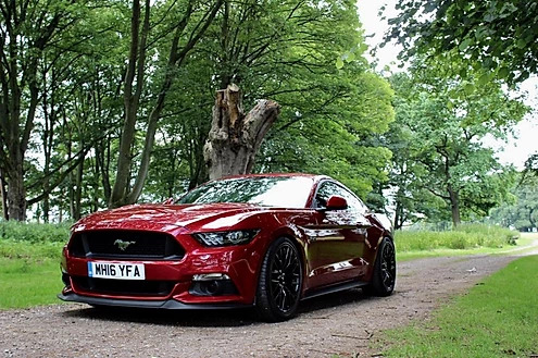 Ford Mustang 5.0 Wedding Car Hire