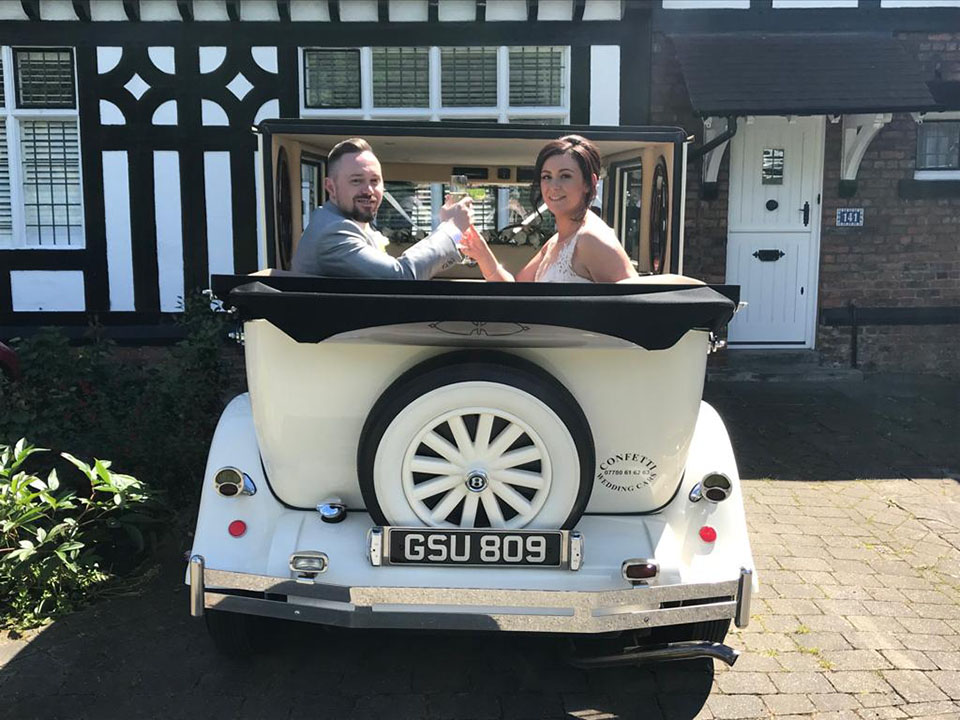 Imperial 7 Seat Wedding Car Hire